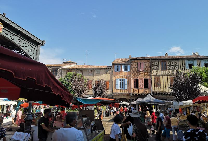 Que visiter en Ariège Cité de Mirepoix