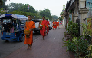 Visite de Luang Prabang en 2 jours