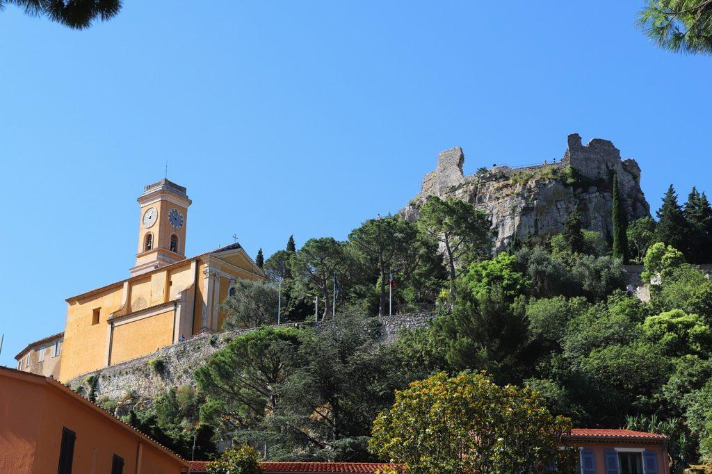 Visiter Monaco à pied en 1 jour : Le rocher