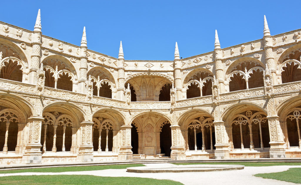 Lisboa en 2 días - Ruta, programa, mapa del itinerario para visitar a pie