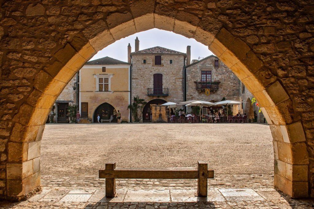 Que voir en Dordogne - Monpazier