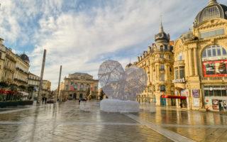 Road trip de Montpellier à Perpignan circuit