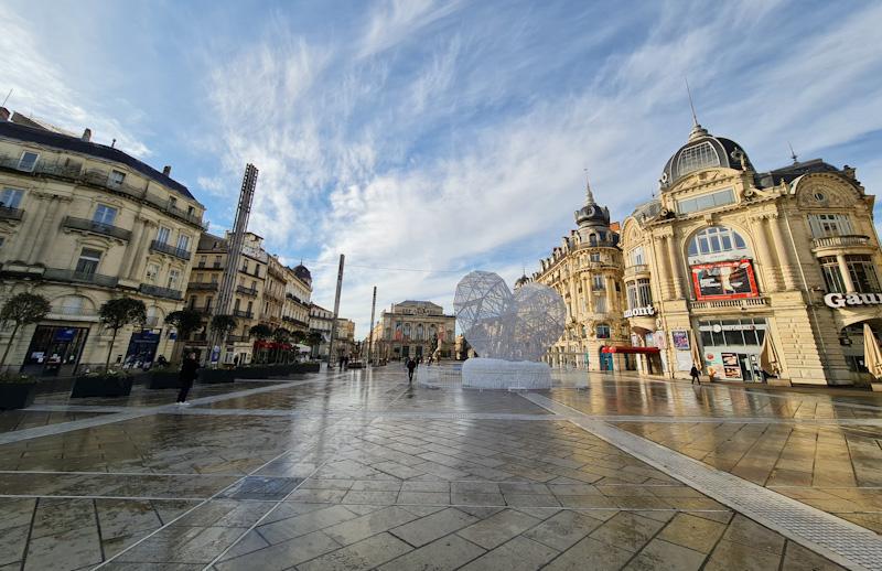 Visiter Montpellier en 1 jour à pied