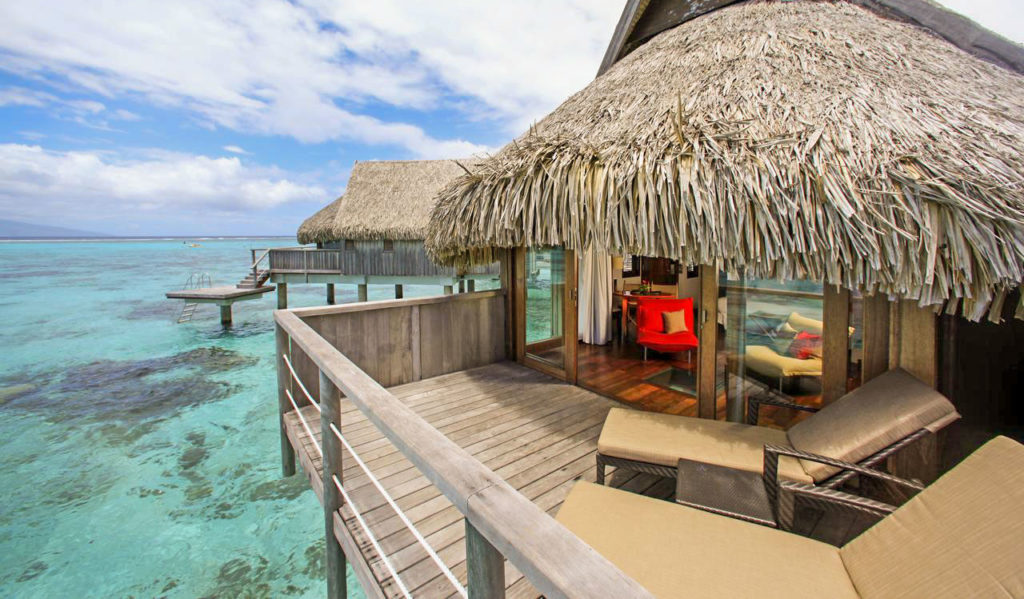 Choisir son hotel pour un voyage de noces à Tahiti