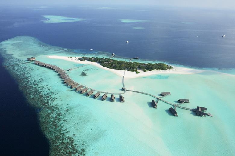 Quelle île choisir aux Maldives : Cocoa Island