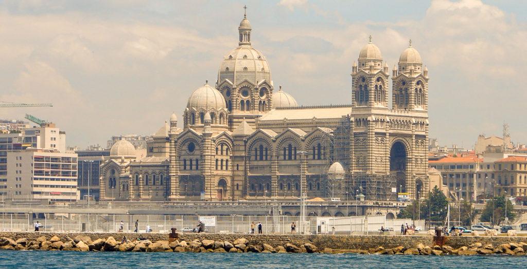 Marseille étape de mon circuit en train pour visiter le Sud de la France