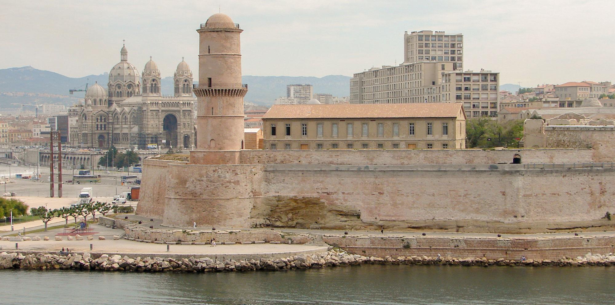Dans quel quartier choisir son hotel à Marseille ?