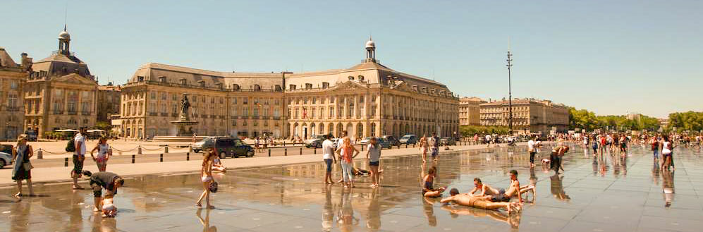 Bordeaux étape de mon circuit en France de 10 jours en train