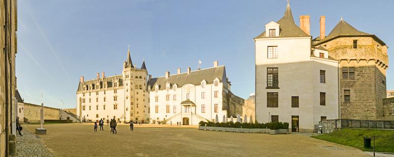 Visiter Nantes en 1 jour - Mon circuit touristique à pied avec carte