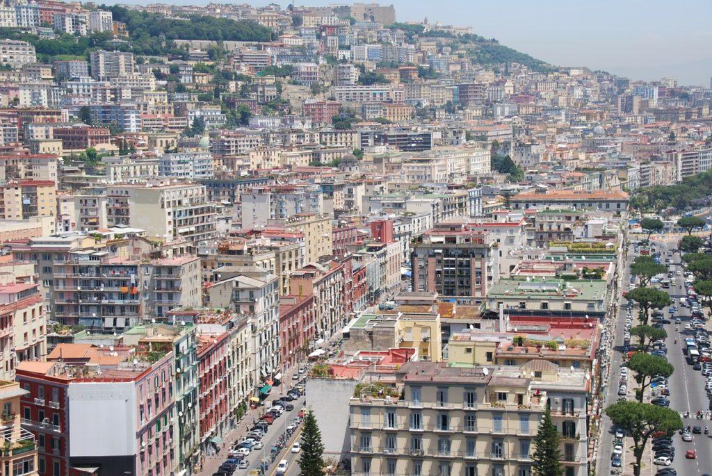 quartiers dangereux et Quartiers de Naples à éviter