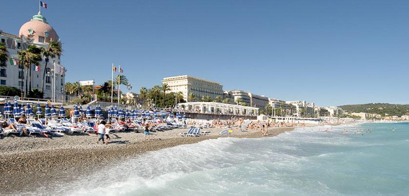 Nice avec un chien - Meilleur hôtel acceptant les chiens à Nice Provence côte d'Azur