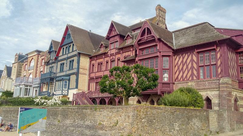 CIRCUIT NORMANDIE EN 1 SEMAINE étape Deauville