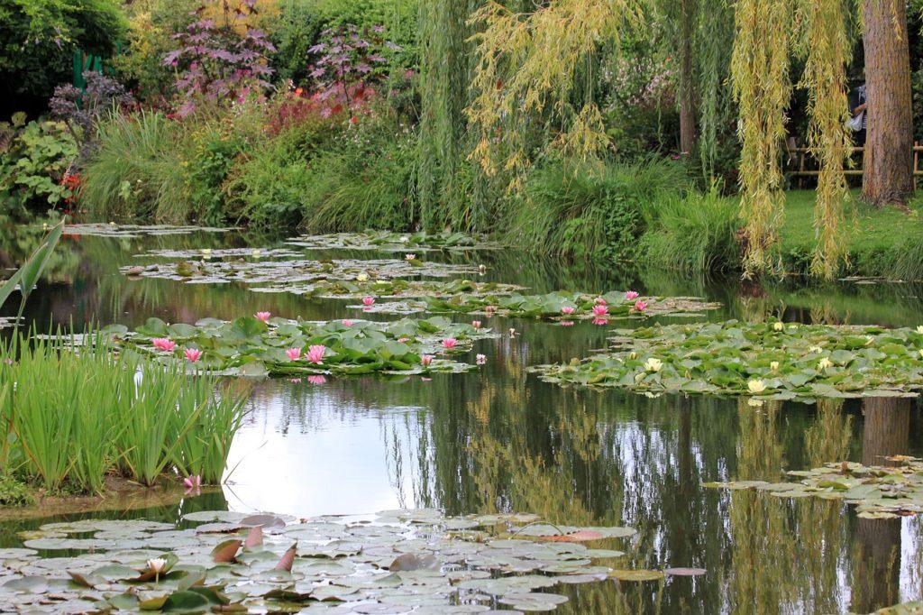 QUE VOIR EN NORMANDIE les jardins de Monet