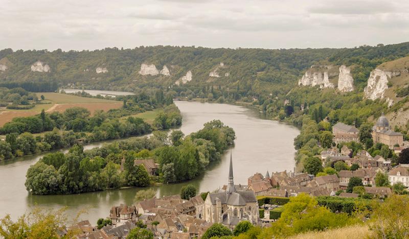 Ruta Normandía y Mont Saint Michel en 7 días - Andelys
