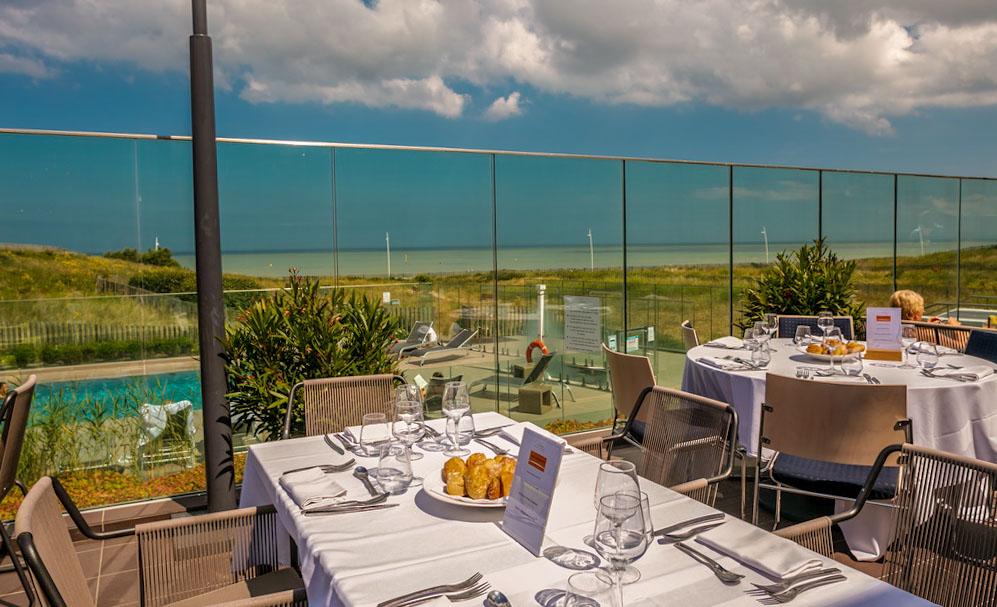 Meilleur centre Thalasso Normandie pour son excellent restaurant