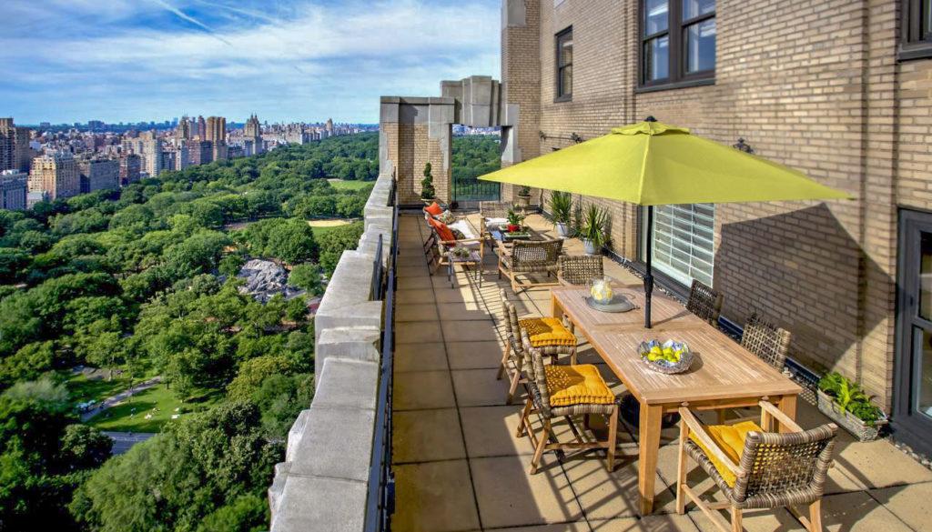Meilleur hôtel acceptant les chiens à New York à Central Park Manhattan