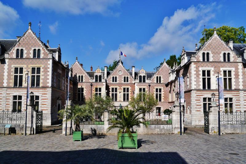 Orléans_Hôtel_Groslot_2 Auteur : Zairon licence https://creativecommons.org/publicdomain/zero/1.0/deed.fr