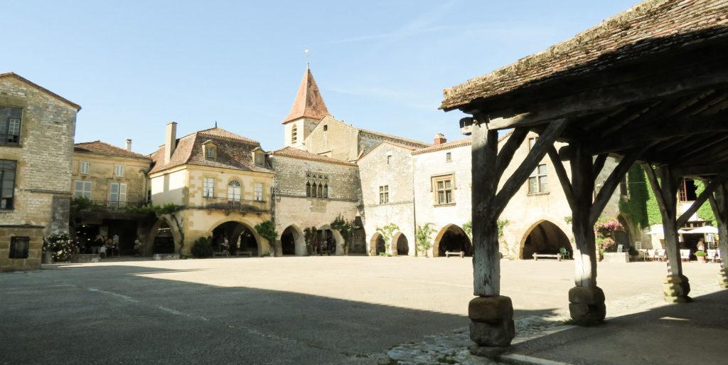 weekend en Dordogne Monpazier sur mon itinéraire de 2 jours en Périgord
