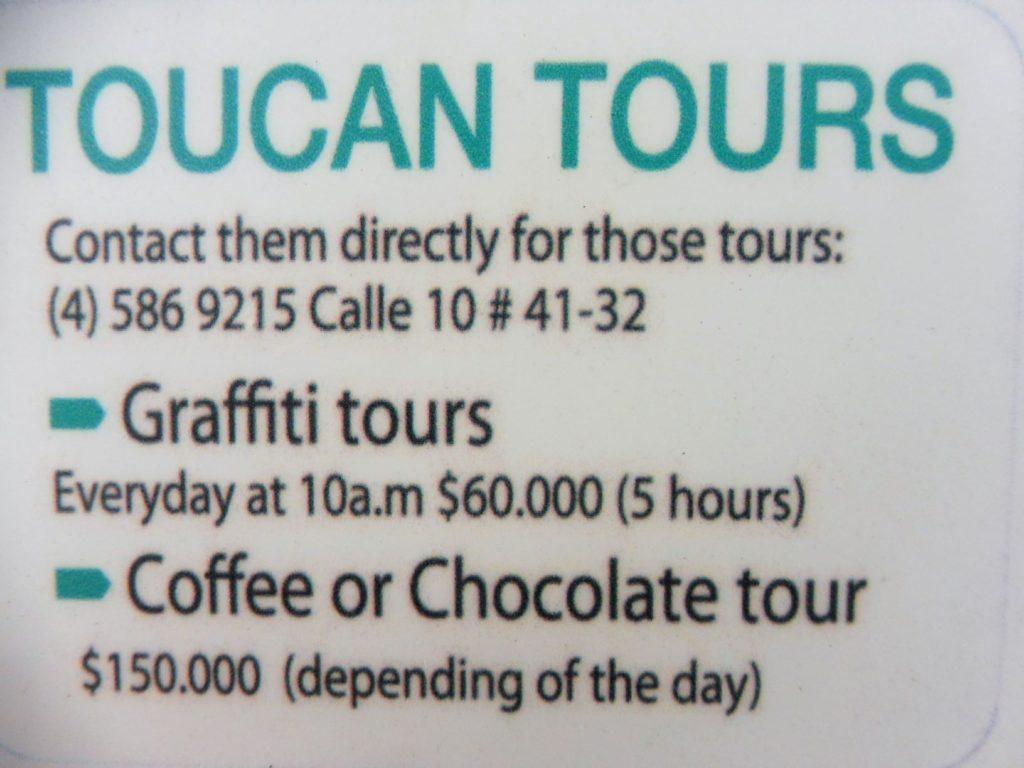 TOUCAN TOURS MEDELLIN