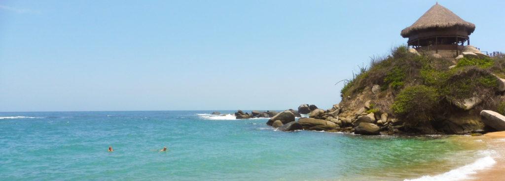 Parc TAYRONA - superbe plage