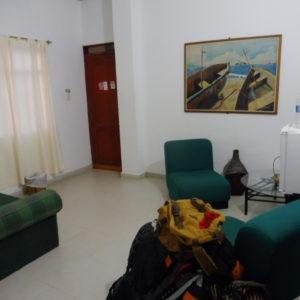 notre suite dans Park HOTEL - HOTEL PAS CHER SANTA MARTA