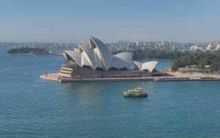 Sydney en 1 jour mon itinéraire pour visiter Sydney à pied en une journée mon itinéraire et mes bons plans