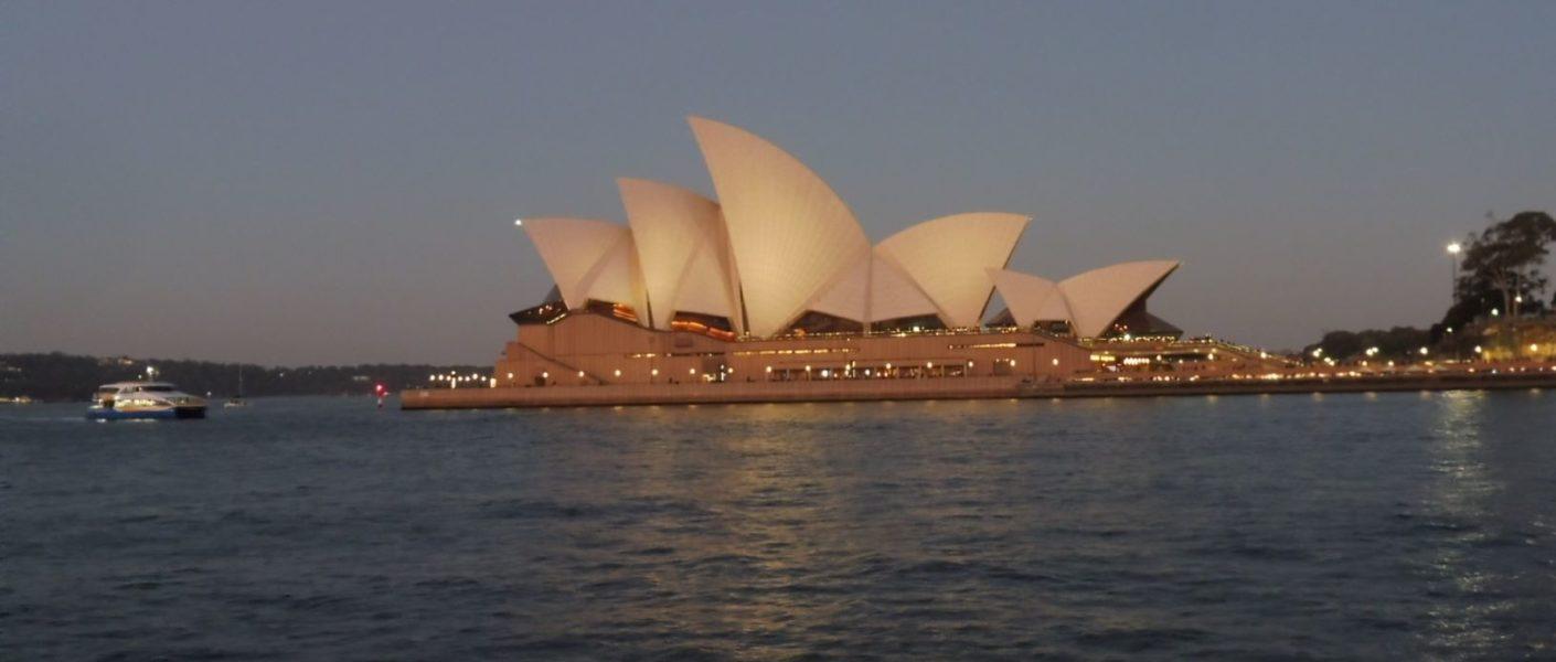 vCircuit de 3 semaines en Australie itinéraire et étapes d'organisation
