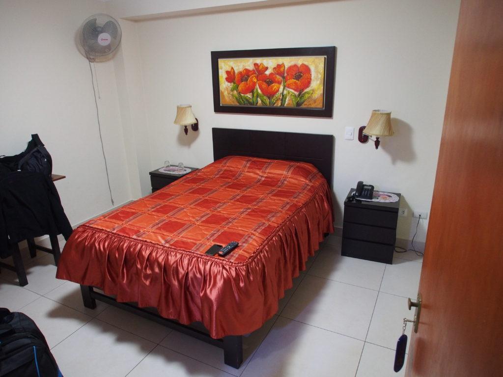 Chambre de HOSPEDAJE INN à Lima de ma sélection HOTEL PAS CHER PEROU