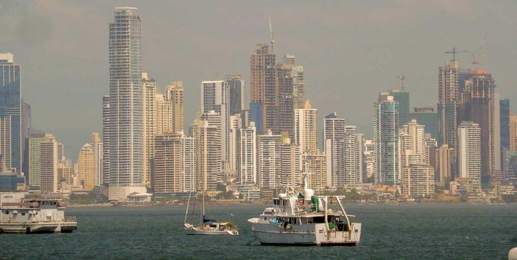 que voir à Panama City - panorama