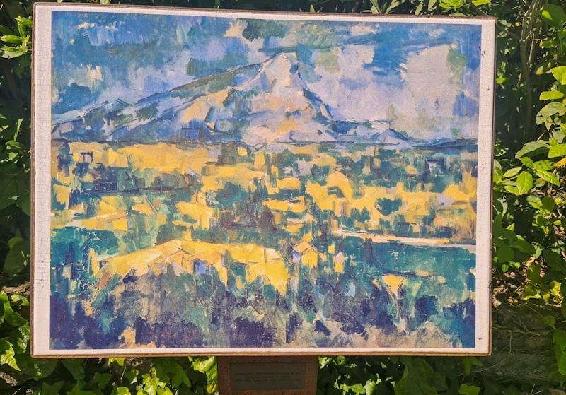 Visiter Aix en Provence sur les pas de Cezanne