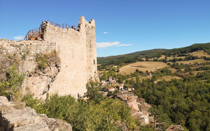 PENNE plus belle forteresse du sud ouest