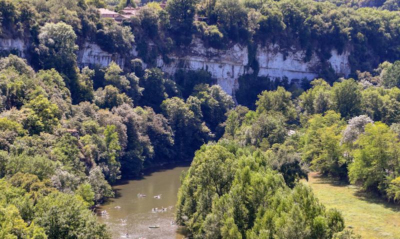 Que visiter autour de Toulouse ? Gorges de l'Aveyron en Occitanie