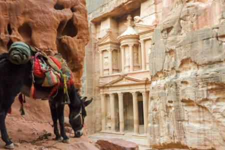 Petra en 2 jours - Itinéraires et conseils