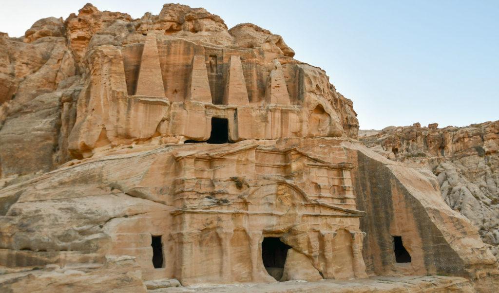 tombeaux royaux grande petra