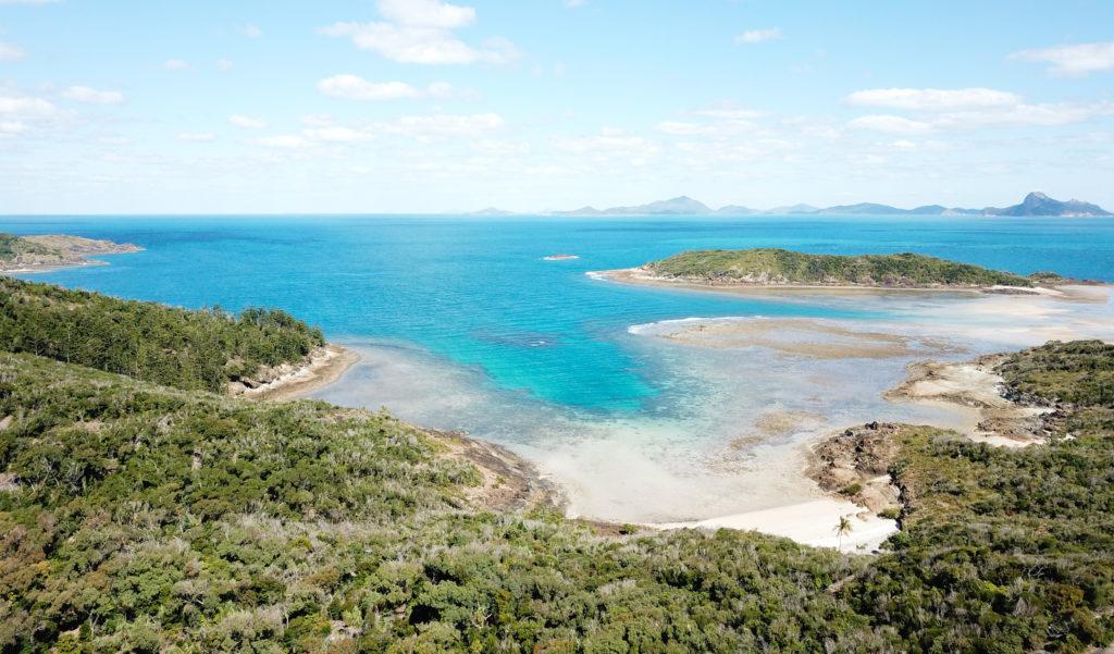 Plus belles plages d'Australie sur Fitzroy Island