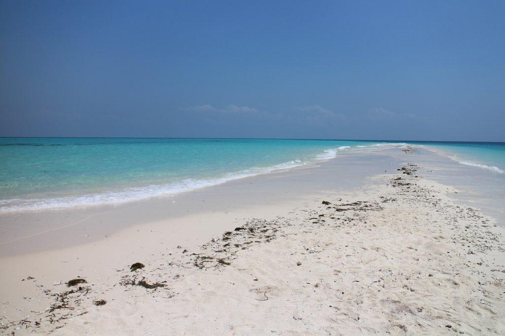 Plus belle plage de Zanzibar