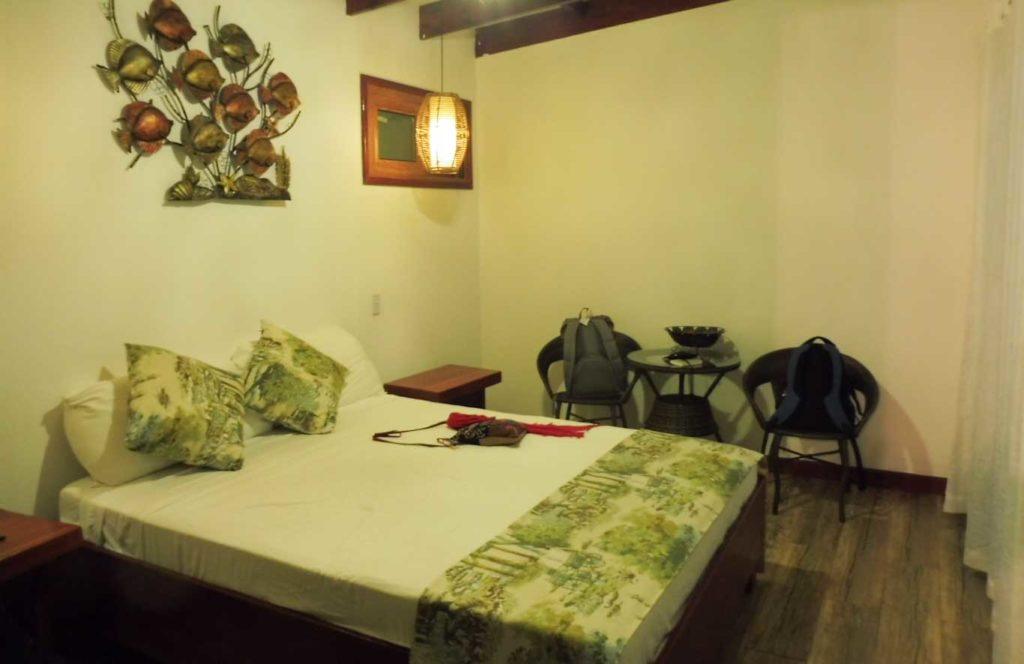 HOTEL PAS CHER BOCAS DEL TORO NOTRE CHAMBRE