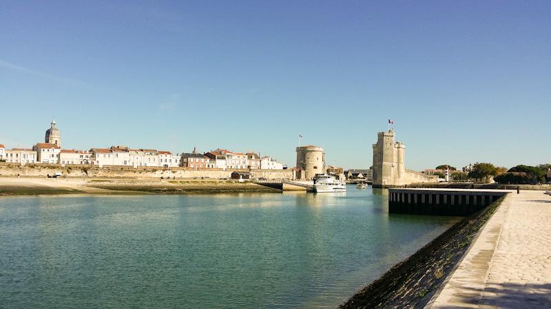 Que voir à La Rochelle - Etape au vieux Port