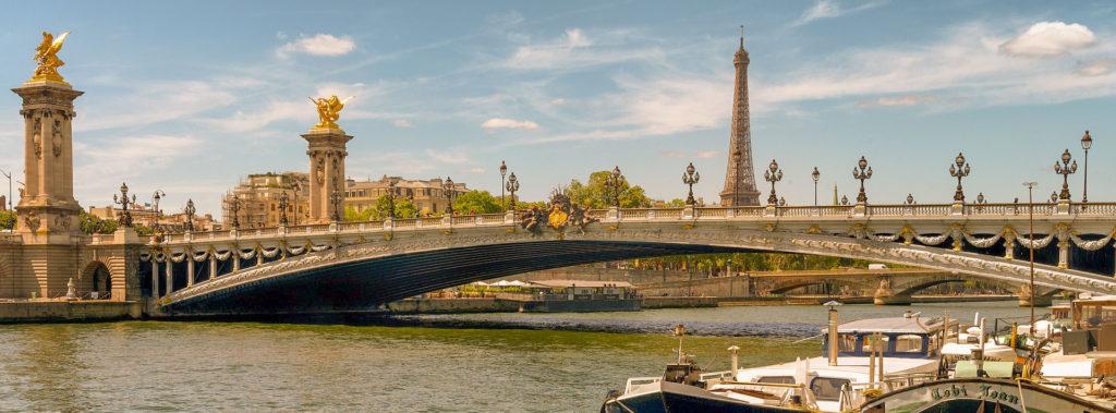 PARIS première étape de mon itinéraire en train pour visiter la France