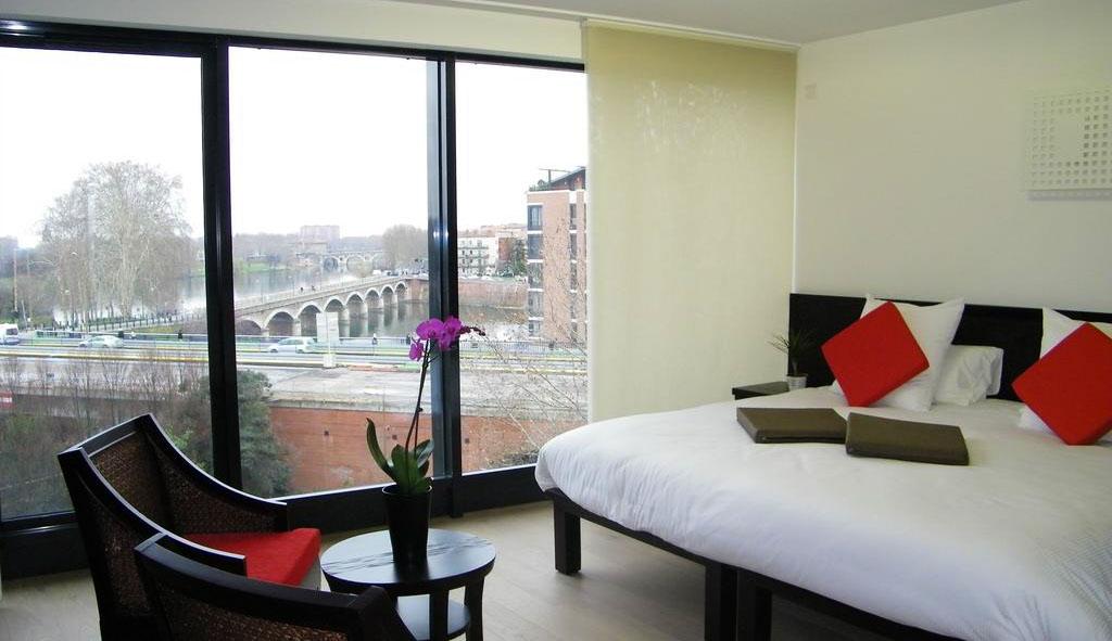 Mon bon plan hotel à Toulouse