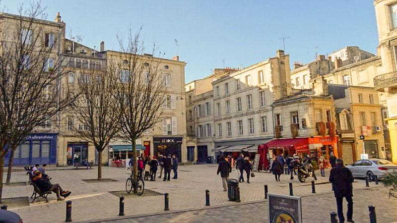 Place Lafargue dans l'itinéraire Bordeaux en 1 jour