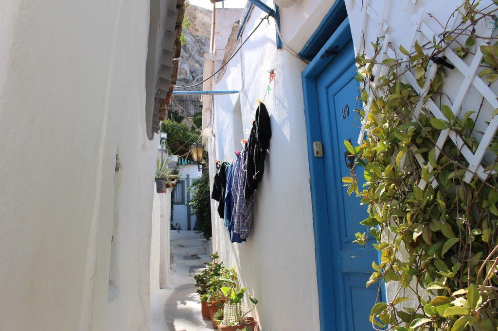 Meilleur quartier où loger à Athènes loin des quartiers dangereux