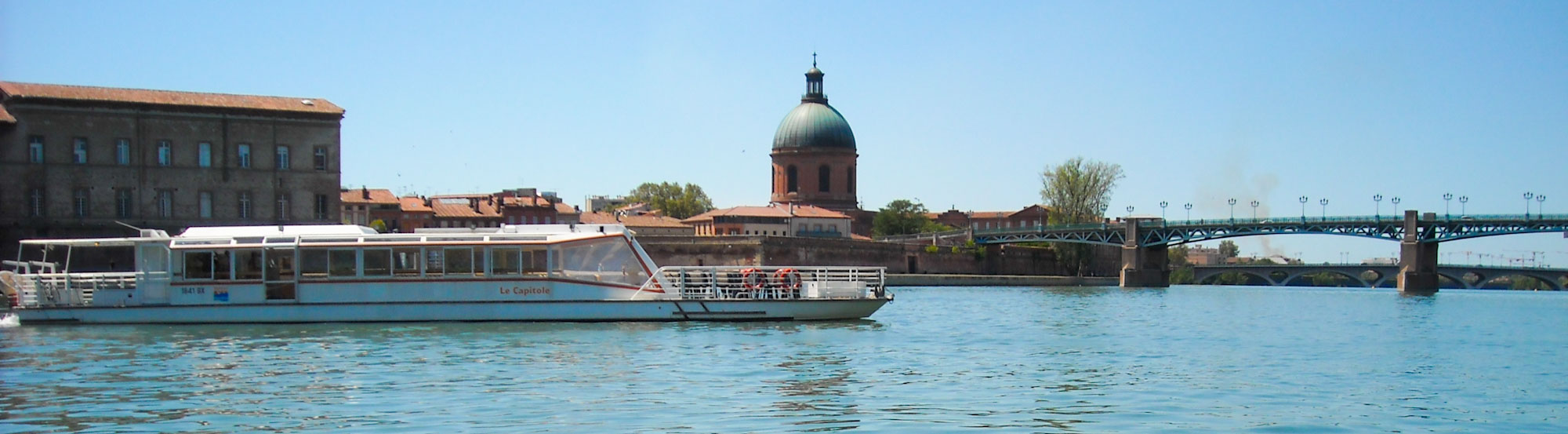 Blog for France - Toulouse en 3 jours