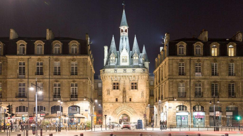 Bordeaux pour mon circuit en France de 10 jours en voiture