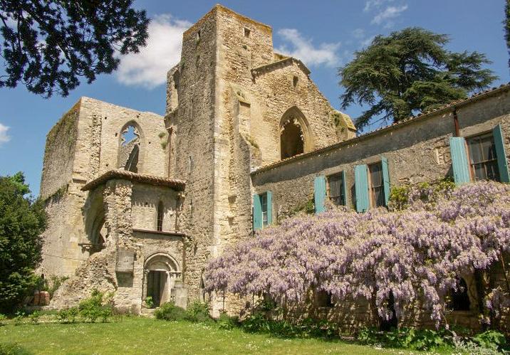 Carcassonne tourisme - Abbaye de Villelongue