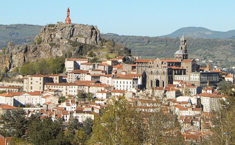 Road-trip en Auvergne Etape du Le Puy en Velay