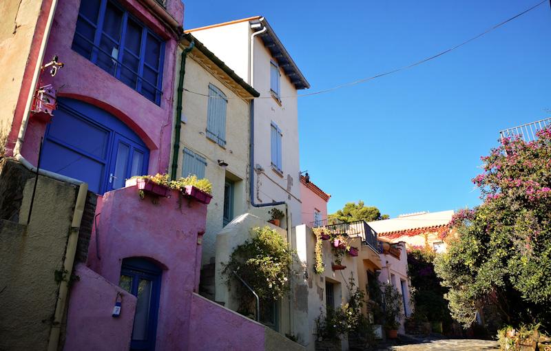 Fin de semana romántic0 en Colliure en Francia - Cataluña francesa