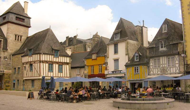 10 jours pour faire le tour de la Bretagne et de la Normandie