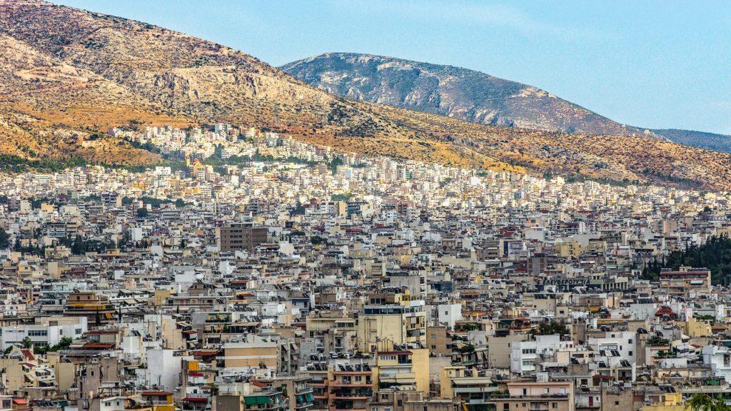 quartiers à éviter à Athènes et quartiers dangereux