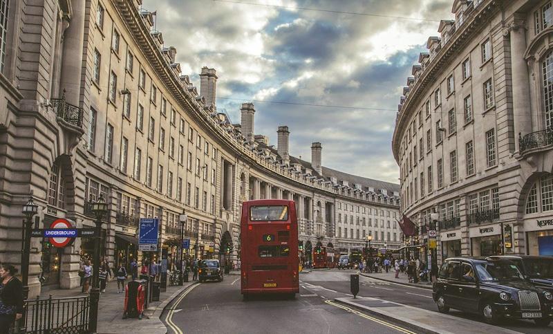 Où faire ses achats - Regent Street